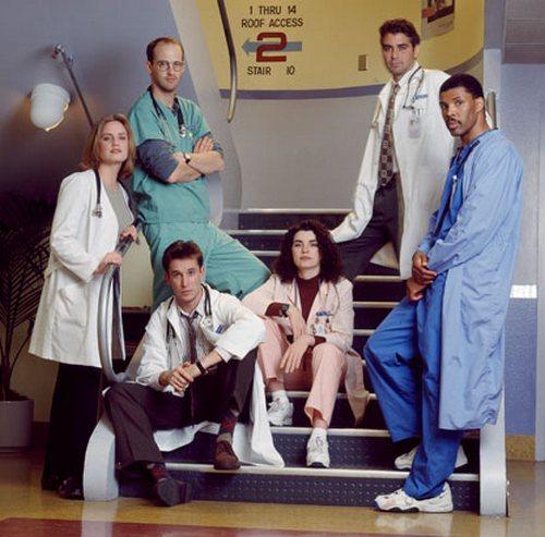 《急診室的春天》第一季宣傳照。