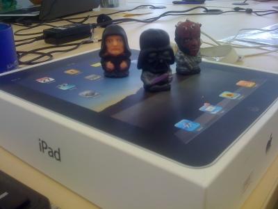 Делаем Jailbreak для iPad