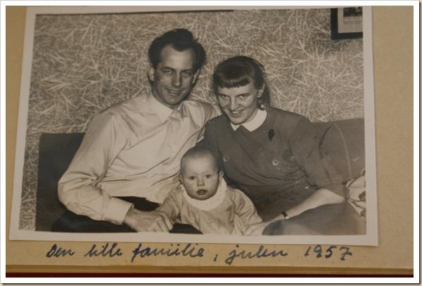 far, mor og førstefødte
