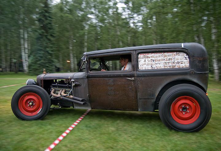 Něco pro fans US CARS IMG_4733