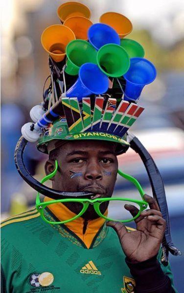 vuvuzela-hat