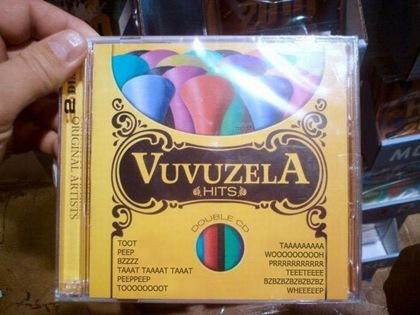 vuvuzela-hit
