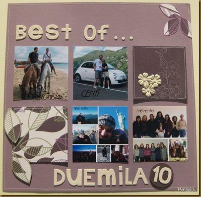 Lo My best 2010