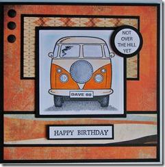 Dave Kidman's 60th Birthday 001