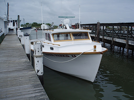 small chesapeake bay deadrise boats for sale