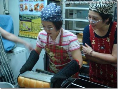 烘焙丙級麵包實作班41