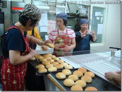 烘焙丙級麵包實作班14