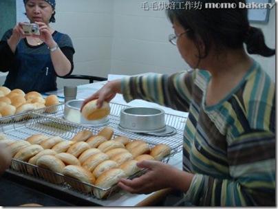 烘焙丙級麵包實作班16