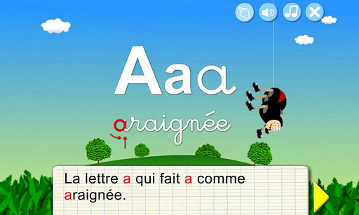 Learn French - Animal Alphabet