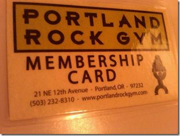 PRG card