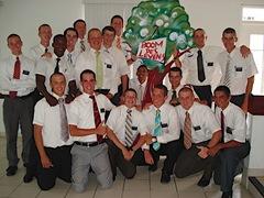 Alle Suriname zendelingen voor de Boom des Levens