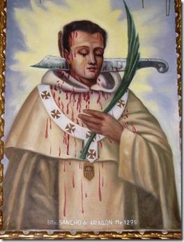 Mercedarian Martyr 331