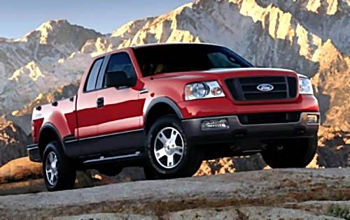 2007 ford f150 overview and model lineup - ford-trucks