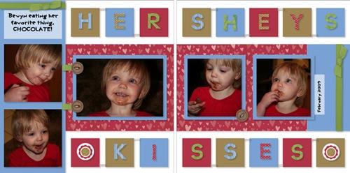 Hershey-Kisses