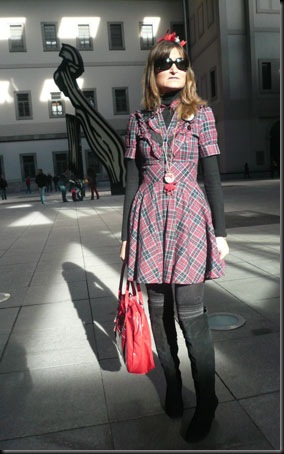 tartan_dress_and_andrea_millan_boots