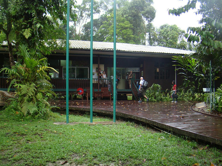 Mulu Park Head Quarters