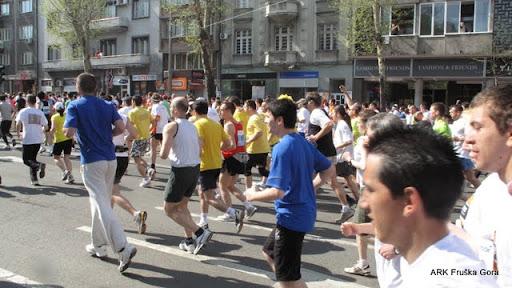 Beogradski maraton 2010