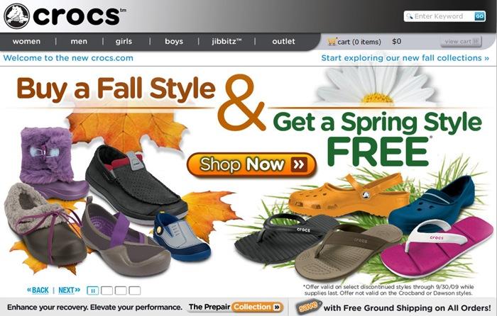 Crocs_Promotion