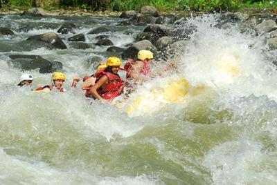 Rafting é A LOUCURA!