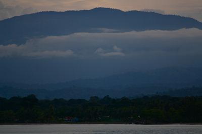 Paisagem Costa Riquenha