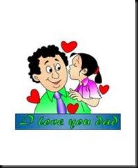 i love yu dad