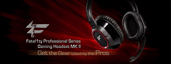 IGN Reviews the Creative Fatal1ty Professional Series MK II Gaming Headset