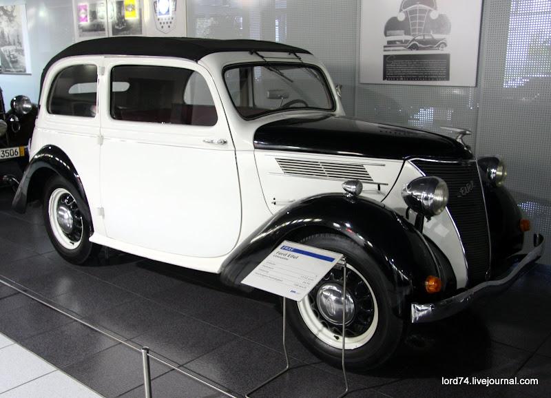 Автомобиль Опель Олимпия 1935-1938 годов