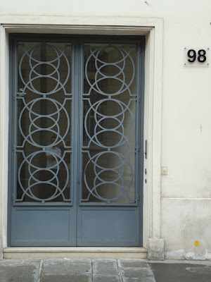 Paris Security Door