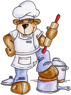 Cook Bear