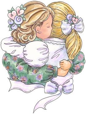 Thena's Hug