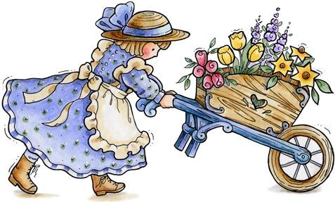 Viola's Flower Cart