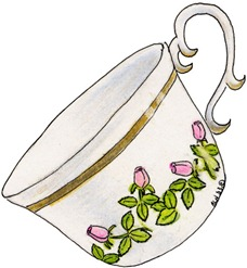 Tea Cup-721691