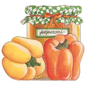 Imagen decoupage Geleia de pimentao Peperoni-797372