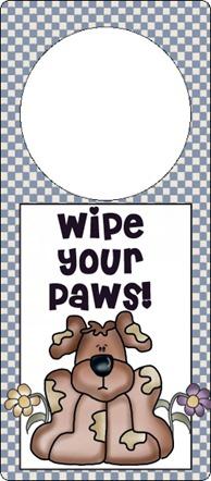 wipeyourpawasdog