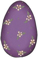 clipart imagem decoupage Easter Egg04