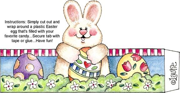 Easter Egg Wrap