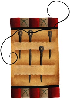 imagem decoupage clipart  Needles