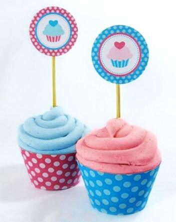 wrapper cupcake