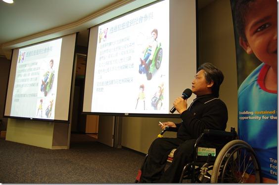 100年 非營利組織 資訊科技運用座談會 - 台北場 (51)
