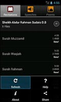 Screenshot of Islamic Voice