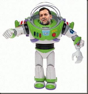 Rajoy héroe