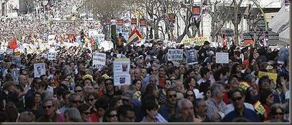Manifestacion_apoyo_juez_Garzon_Madrid