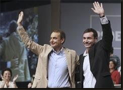 Zapatero y Gómez