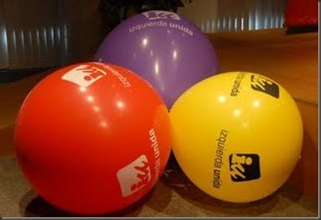 IU globos