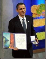 Obama Nobel Paz