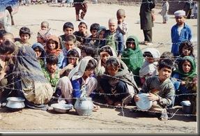 Refugiados afganos en Pakistán