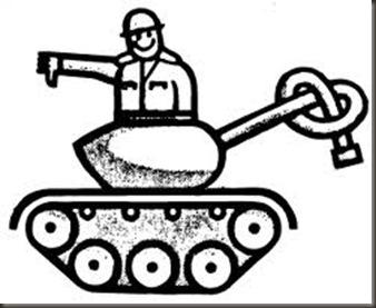 No al ejército