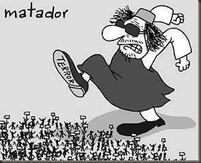 Gadafi matador
