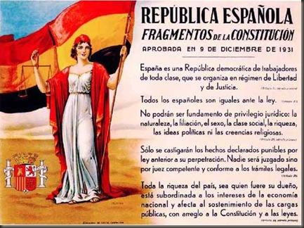 Constitución II Republica