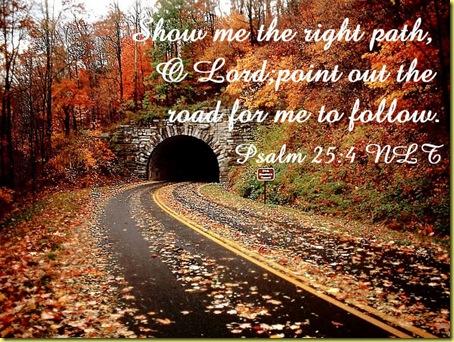 Fall scripture